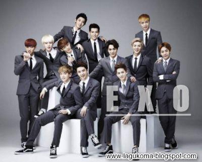 Korea Mantap: Kumpulan Lagu  EXO Mp3 Download Full Album Yang En...