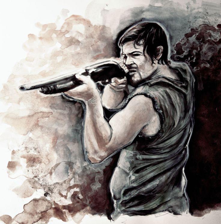 Daryl by F.Colafella