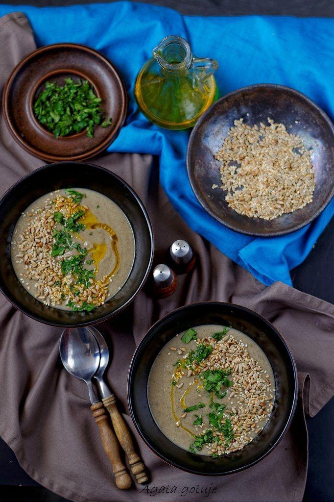 zupa pieczarkowa z tahini 02