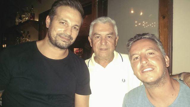 Πρέβεζα: Ο Ντέμης Νικολαίδης στην Πρέβεζα μαζί με τον Άλκη!