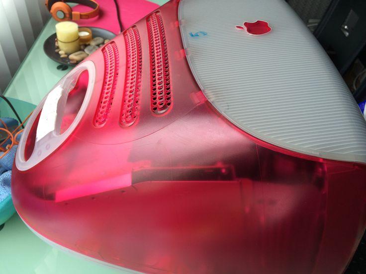 Meet Eden The iMac G3 Strawberry