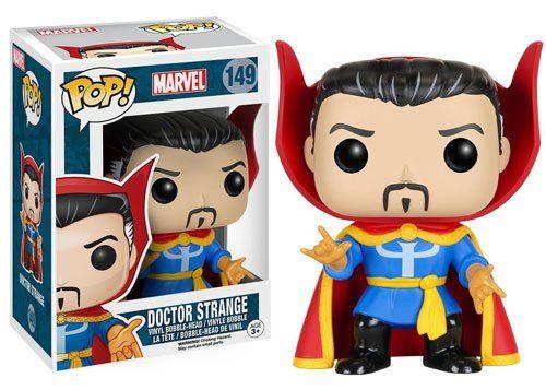 Official Funko POP Marvel Doctor Strange Figure