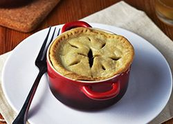'Beef' and Ale Pie
