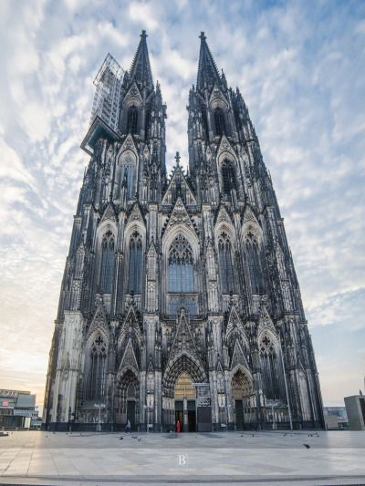 Cologne Cathedral, Germany (by Brian) - I've climbed this