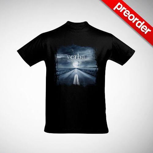 (PREORDER) Koszulka MĘSKA Verba Przerwana Linia Życia