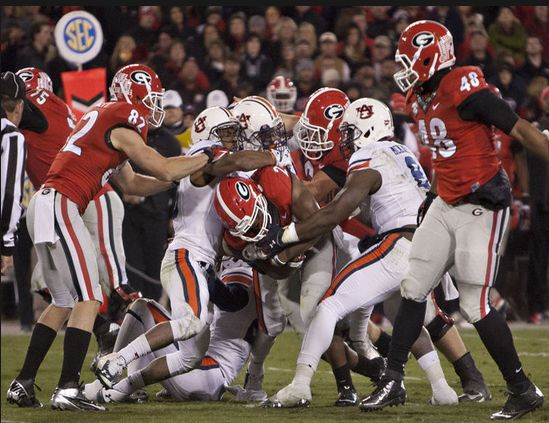 Auburn vs Georgia: The South's oldest rivalry