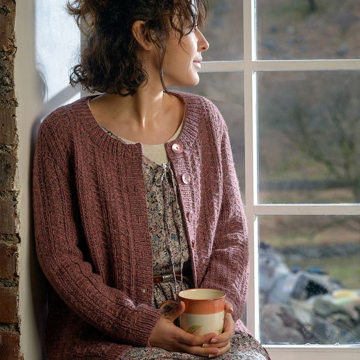 knitting projects cardigan