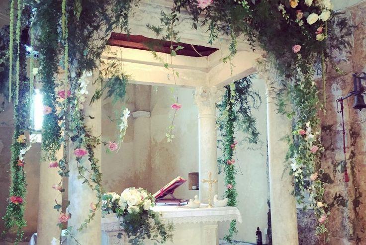 Fiori Matrimonio: I Centrotavola di Giovanni Raspante Floral Designer