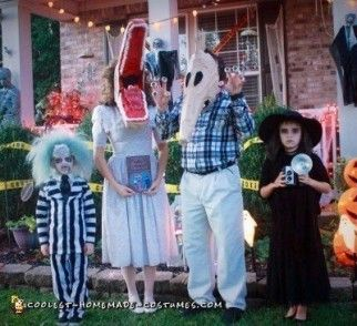 31 best coolest diy beetlejuice costumes images on pinterest amazing homemade beetlejuice costumes solutioingenieria Gallery