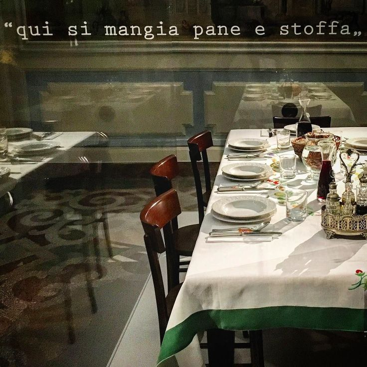 """""""Here we eat bread and fabric"""" - My #pitti began with """"Due o tre cose che so di Ciro Paone"""" the tribute exhibition to Mr.Kiton curated by Angelo Flaccavento. A path through the principles of the master of Neapolitan tailoring perfection.  Room 1 - Family #kiton #angeloflaccavento #dueotrecosechesodiciro #ciropaone #pittiuomo91 #pittiuomo #pitti #fashioneditor #fashionweek #fashiondesigner #fashionshow #fashionworld #designerfashion #fw2017 #fashiondiaries #fashionista #fashiongram…"""