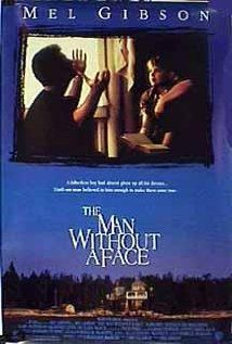 "The Man Without a Face ~ ""Chuck wants to leave home but can't make the grade for boarding school. Then he finds out the disfigured recluse living nearby is an ex-teacher."""