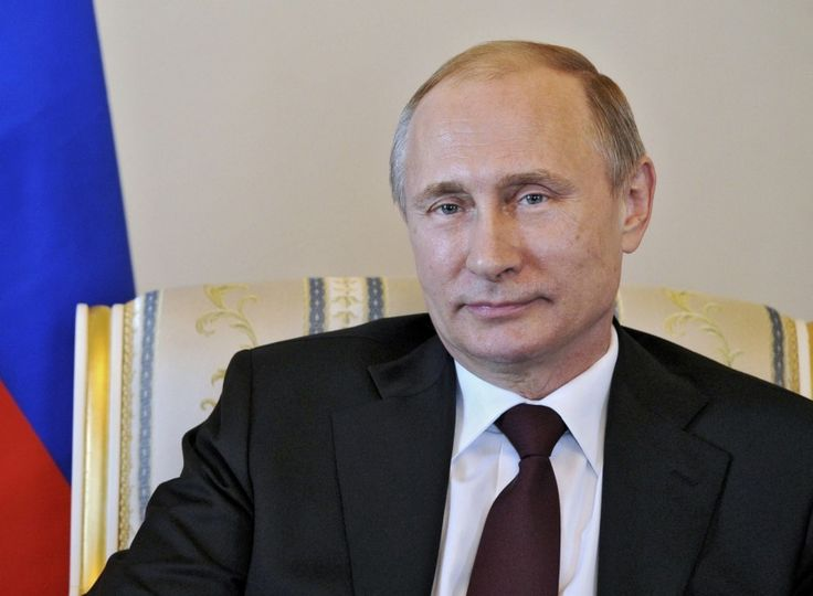 Russian TV channel sees Putin in the sky above New York - The Washington Post
