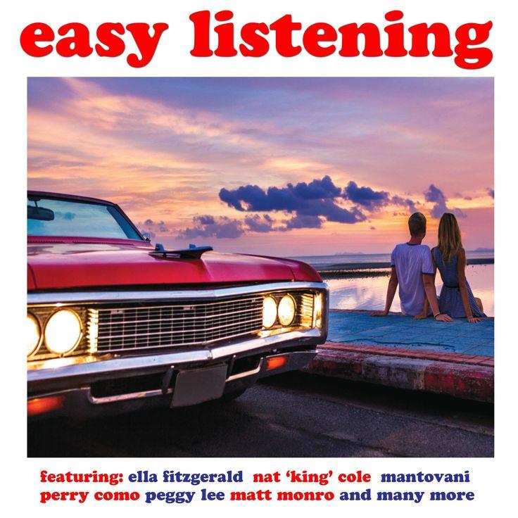 Various Artists - Easy Listening Favourites (AudioSonic Music) [Full Album]
