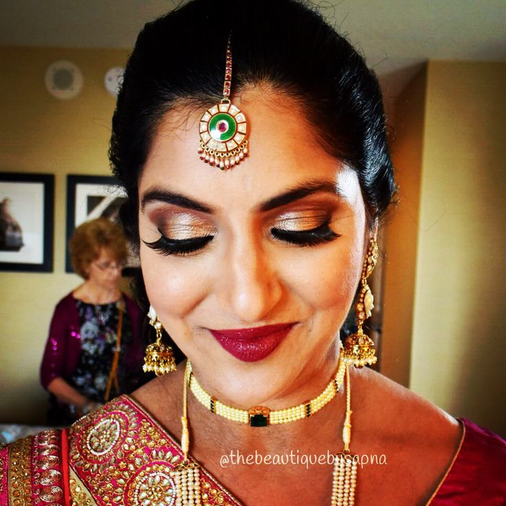 Gorgeous Indian bride!