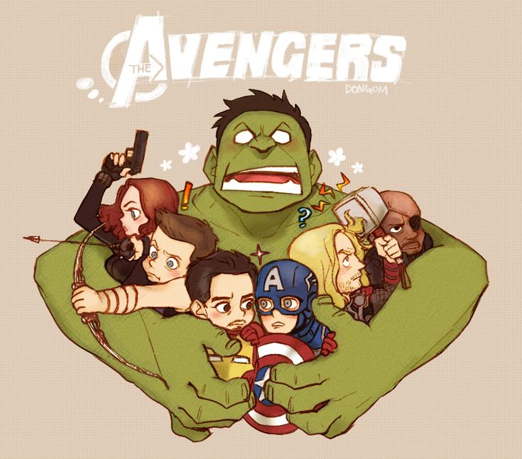 Cutsy Manga AVENGERS Art  because I\u002639;m a GEEK  Pinterest  I love, Iron man and The avengers