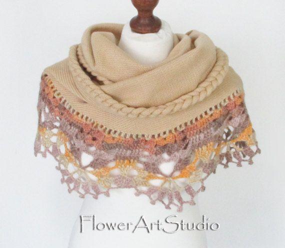 Amber Bridal Cover Up Wedding Bolero Creme by Flowerartstudio