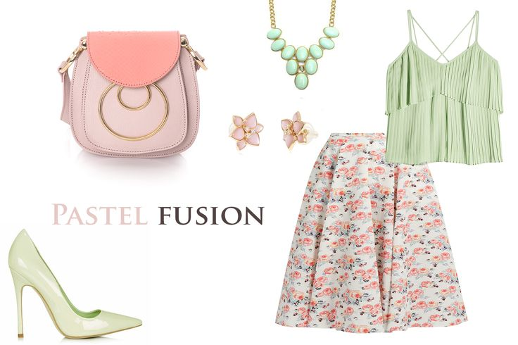 Pastel outfits offer you a feminine, dreamy air, highlighting your refined style and delicacy. Next to Wild Inga's pale pink leather bags you can gracefully get an amazing look. Their modern design impresses with its simple, elegant lines and their suave colors.
