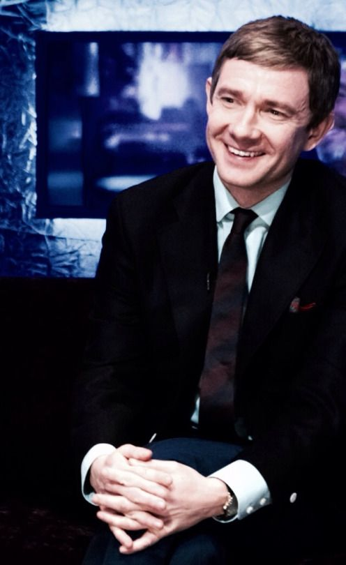 Martin Freeman I have added this twice because I love it ❤️❤️❤️❤️❤️❤️❤️