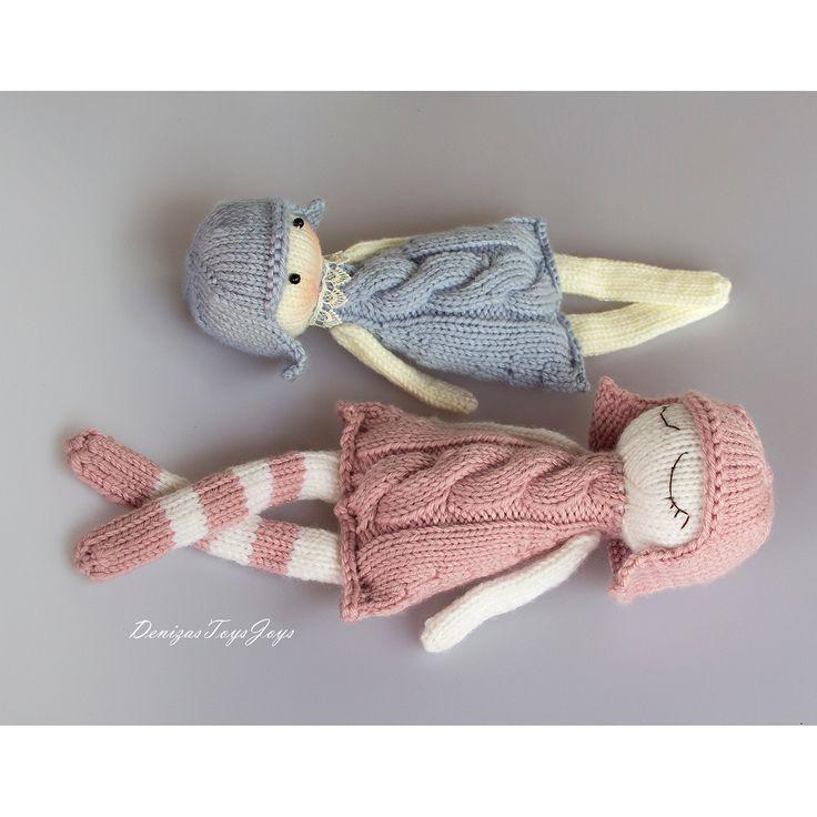 Ravelry: deniza17's Naptime dolls