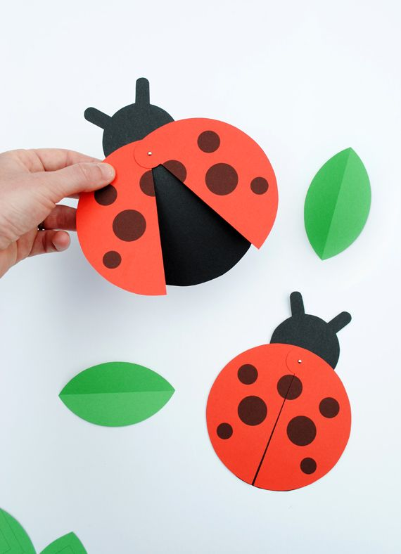 FREE Printable Ladybird Party Invite
