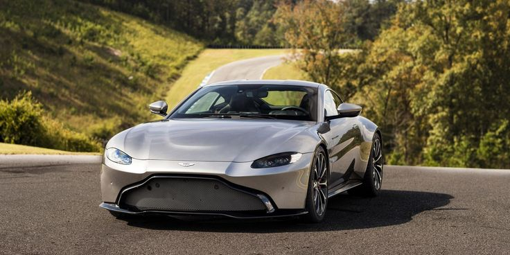 Aston Martin's 2018 Vantage Output Is Nearly Sold Out