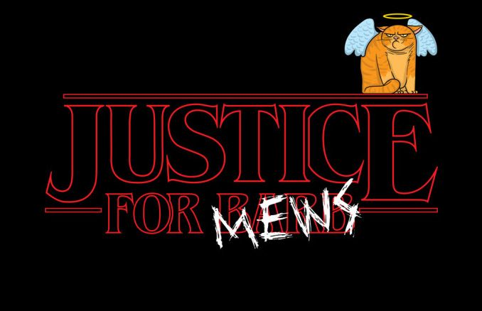 Stranger Things Justice for Mews T-Shirt
