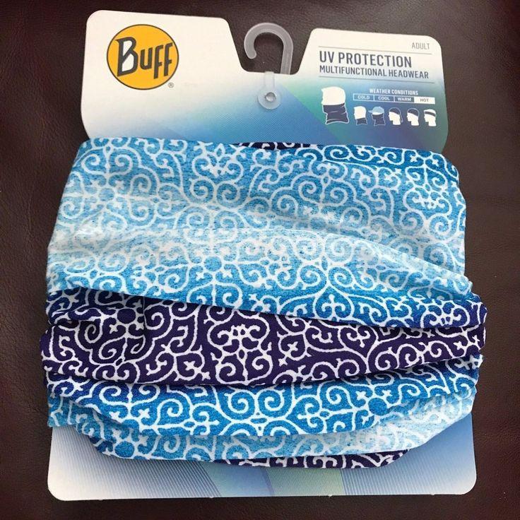 Buff High UV Dharma blue Coolmax Extreme Performance 113614 Blue  #Buff