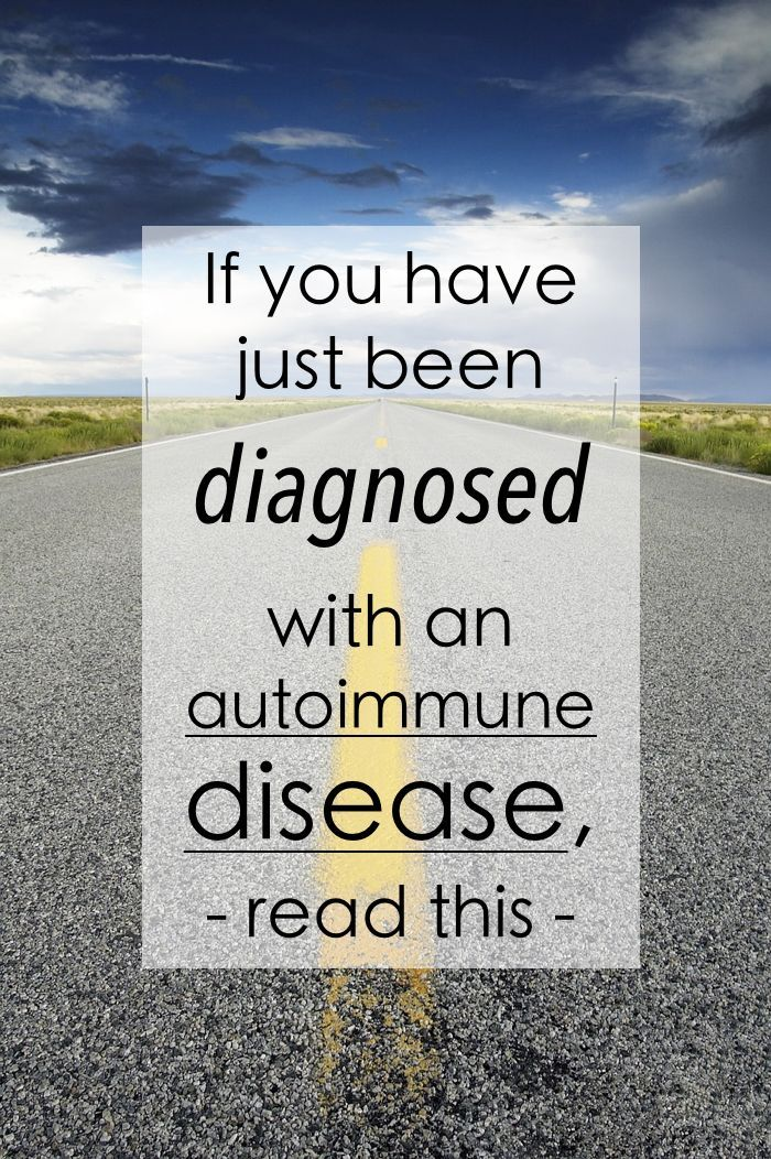 If you have recently been diagnosed with an autoimmune disorder, you can get better! Find resources to help reverse autoimmune disease and heal your body.