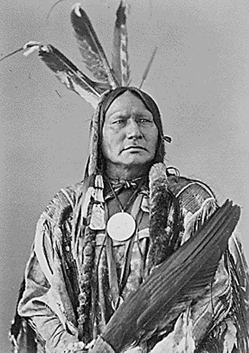 Running Antelope - Hunkpapa / Sioux (Lakota)