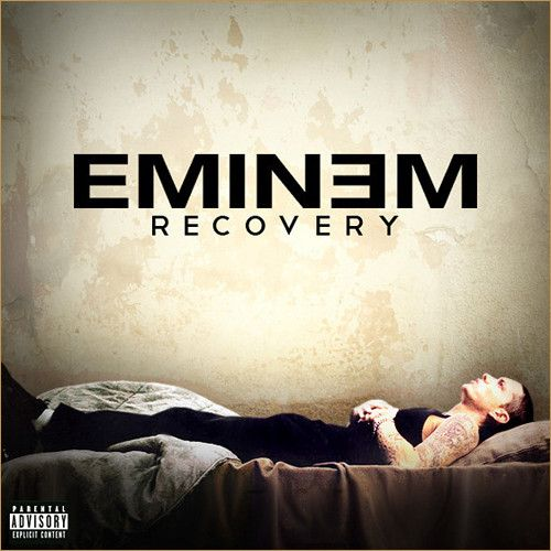 Eminem - Recovery on 2LP
