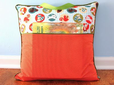 Sewing Instructions For A Pillow: 25+ unique Reading pillow ideas on Pinterest   Great kids movie    ,