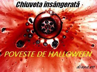 diane.ro: Chiuveta însângerată - Poveste de Halloween