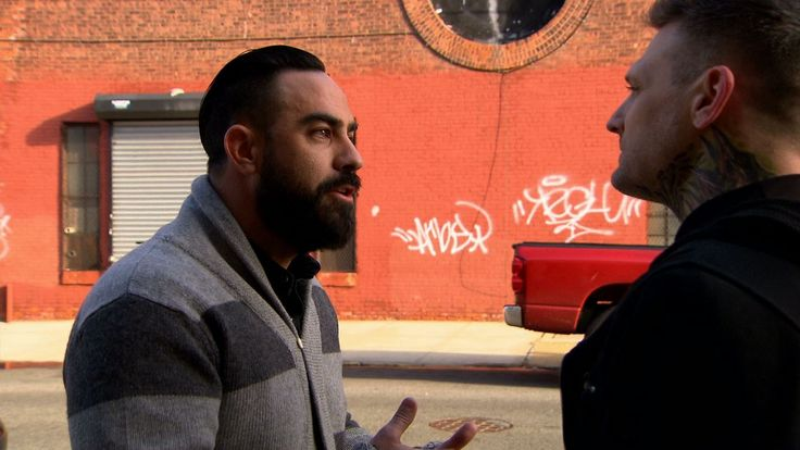 Nunez tried to be chill....Top 5 Moments from Ink Master, Season 4: Kyle Dunbar vs. Chris Nunez
