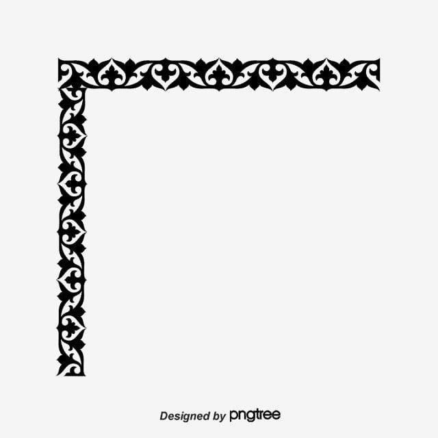 سبعة الزخرفية إطار الزاوية نمط ناقلات المواد ناقل الإطار ناقل الزاوية ناقلات نمط Png وملف Psd للتحميل مجانا Teachers Day Drawing Frame Decor Frame