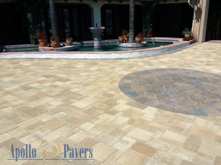 Belgard Catalina Pavers In Montecito Mega Arbel In