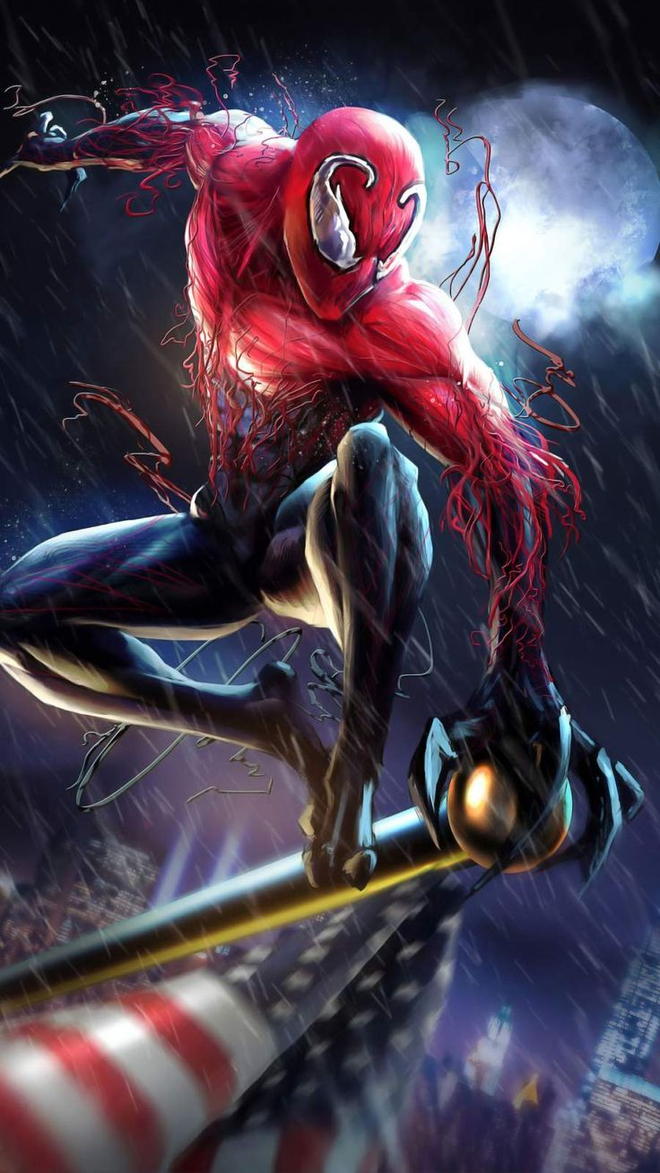 Venom Spiderman iPhone Wallpaper Marvel spiderman, Venom