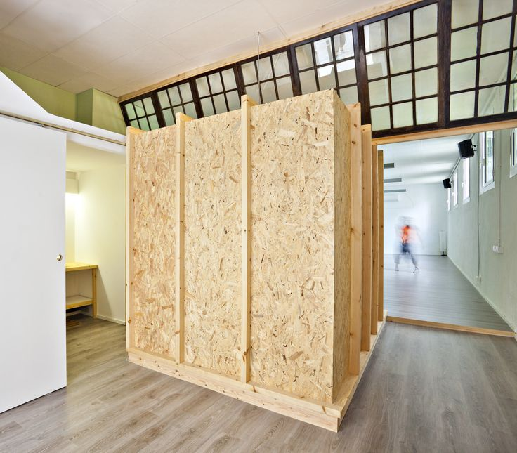 LaCol cooperativa d'arquitectes - Escola de Biodansa
