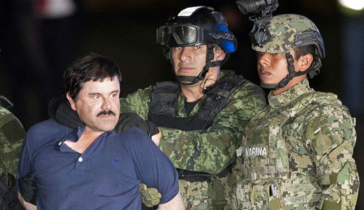 'El Chapo' Drug Boss Wants An Extradition to the U.S. Because He is Being 'Tortured' in Mexican prison