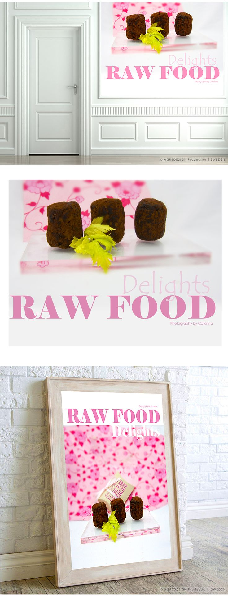 PHOTOGRAPHY | Poster . Affisch. Interior - big canvas | ☆ Rawfood Delights ☆