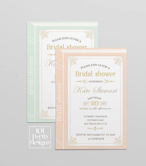 Best Invitations Images On   Wedding Reception