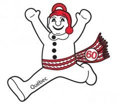 quebec winter carnaval coloring pages - photo#12