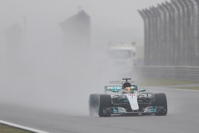 Lewis Hamilton concerned about weather conditions ahead of Chinese Grand Prix but determined to get back on top