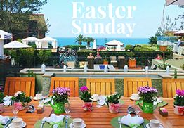 Spend Easter Sunday by the Sea with a brunch buffet at L'Auberge Del Mar!