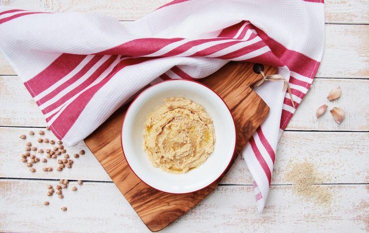 Рецепт настоящего хумуса #хумус #рецепт #нут