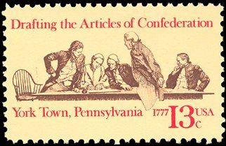 exploring the ineffectiveness of the articles of confederation in the united states The emergence, ineffectiveness, and dissolving of the articles of confederation historical context -the 13 colonies declared independence from the british in the year of 1776.