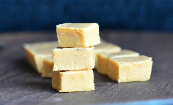 Sukkerfrie og nydelige vaniljefudge