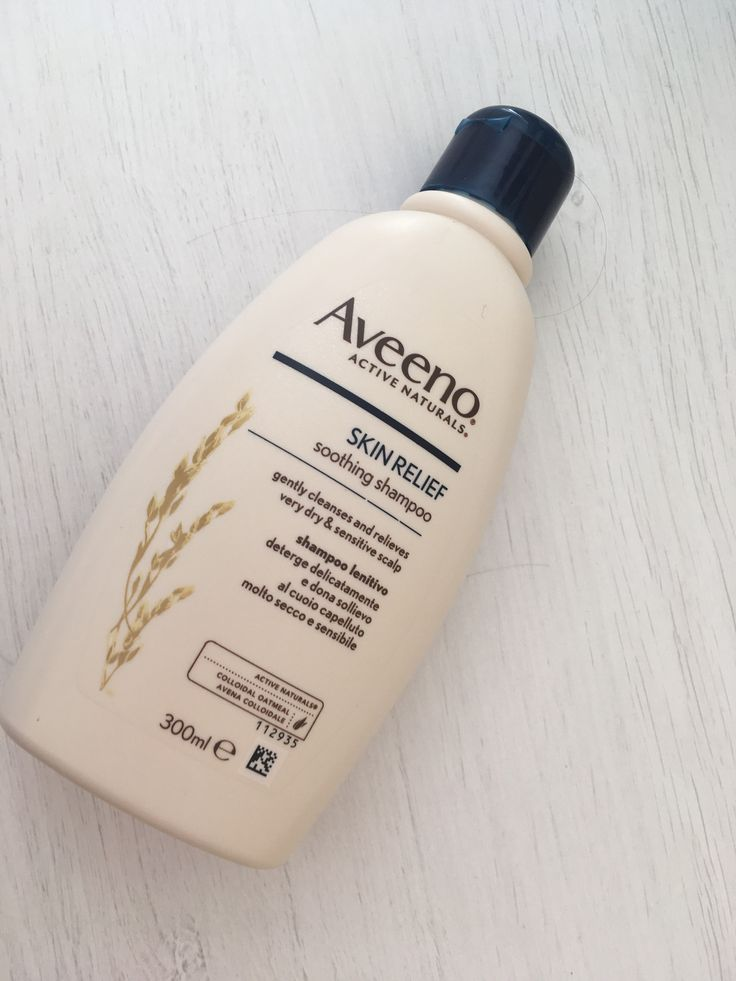 Aveeno Skin Relief Soothing Shampoo Review