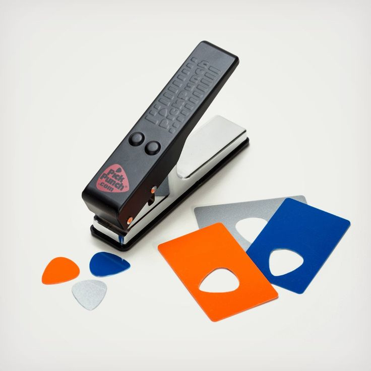 Guitar Pick Punch Entertainment by Pick Punch