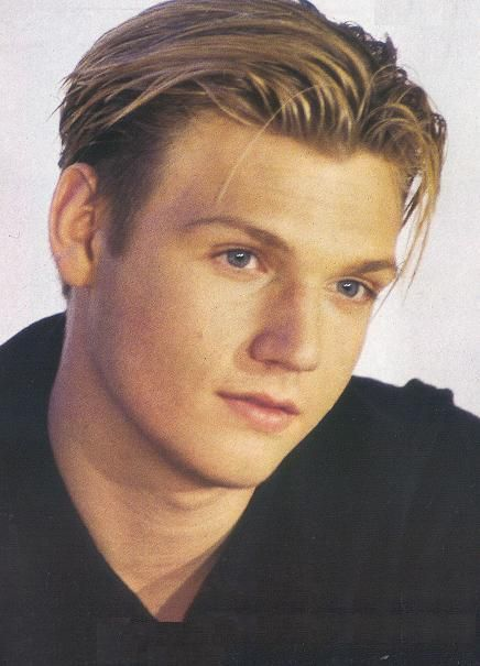 Nick carter sexy cover