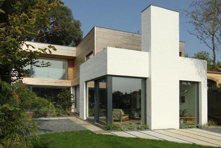 // Corkellis House by Kathryn Tyler, Linea Studio